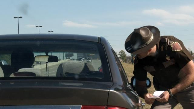New Texting-While-Driving Law In Effect In Oklahoma