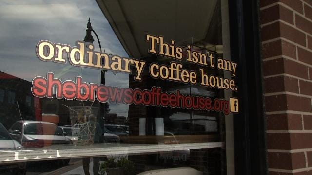 Claremore Coffee House Serving Second Chances To Recovering Women
