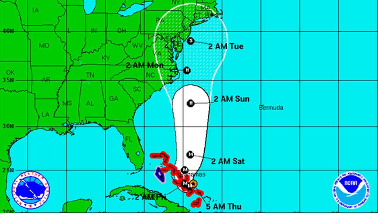 Hurricane Joaquin Could Hit East Coast Hard