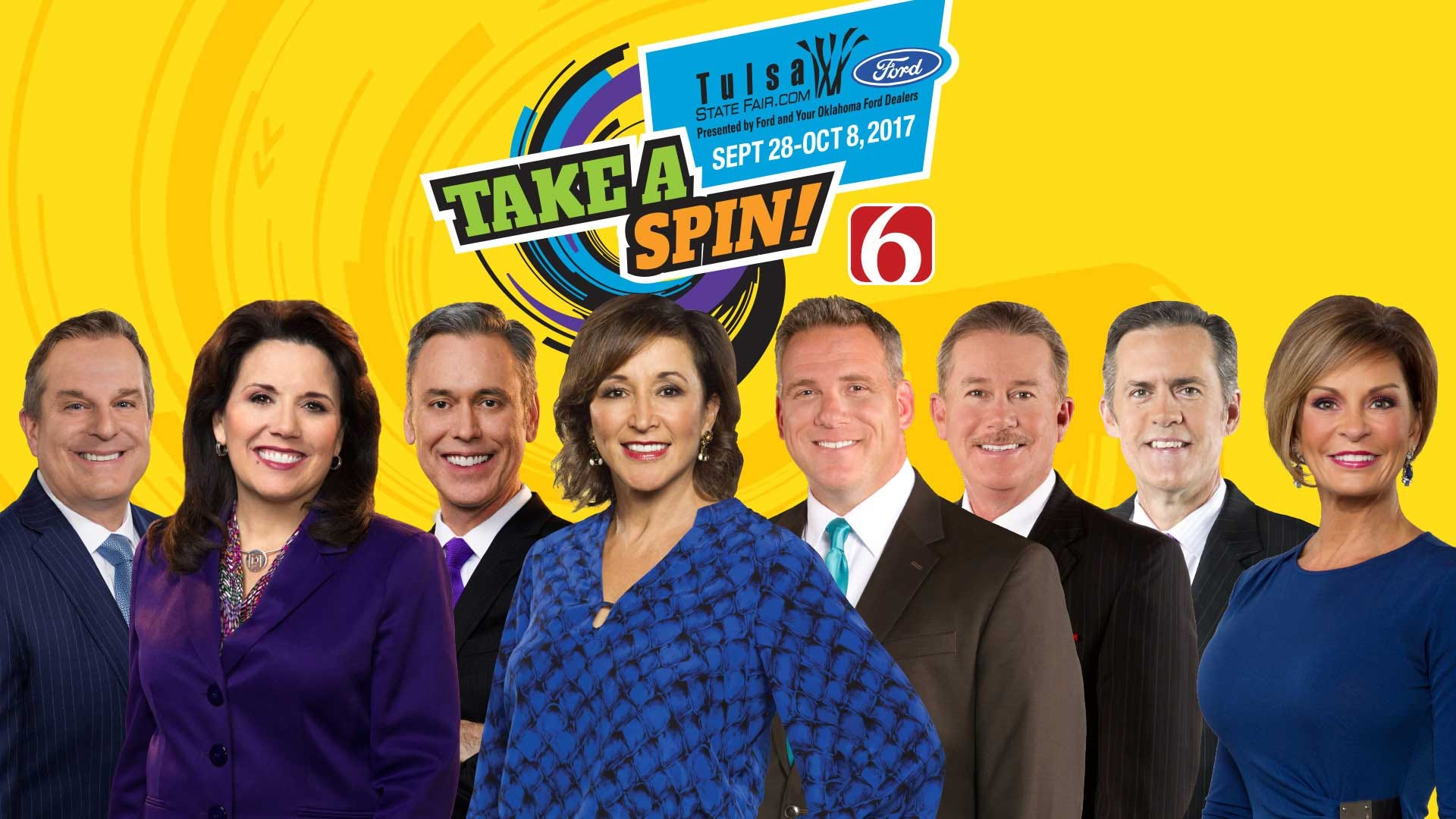 Join News On 6 At The Tulsa State Fair