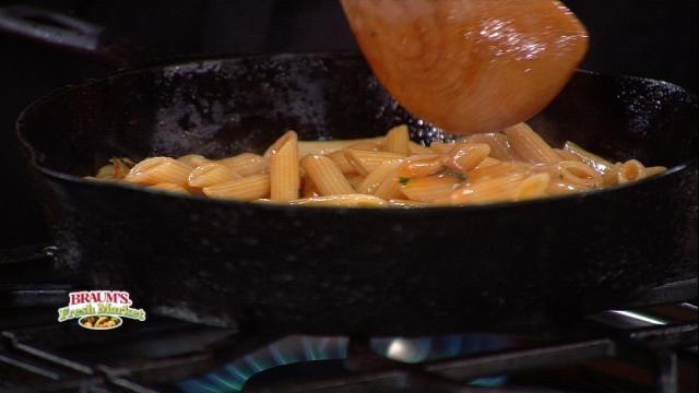 Nick Stellino's Pasta Of The Furious Man / Pasata All'Arrabbiata