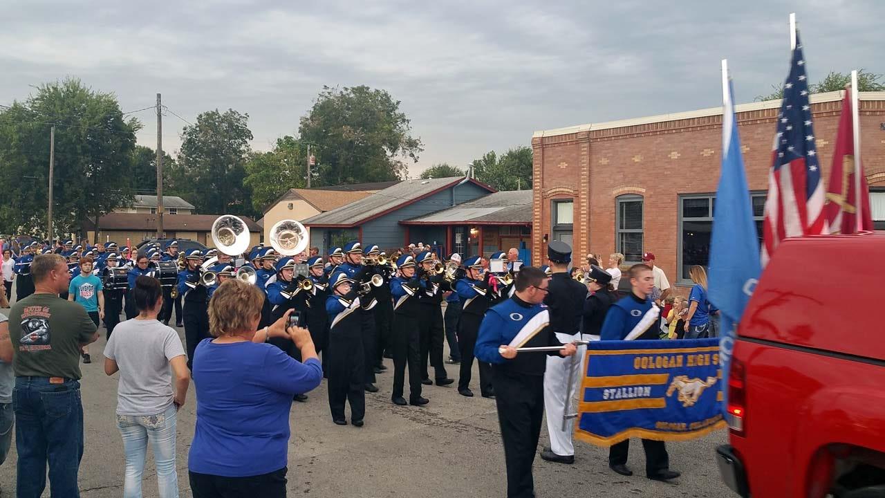 Oologah Marching Band To Perform At Sugar Bowl
