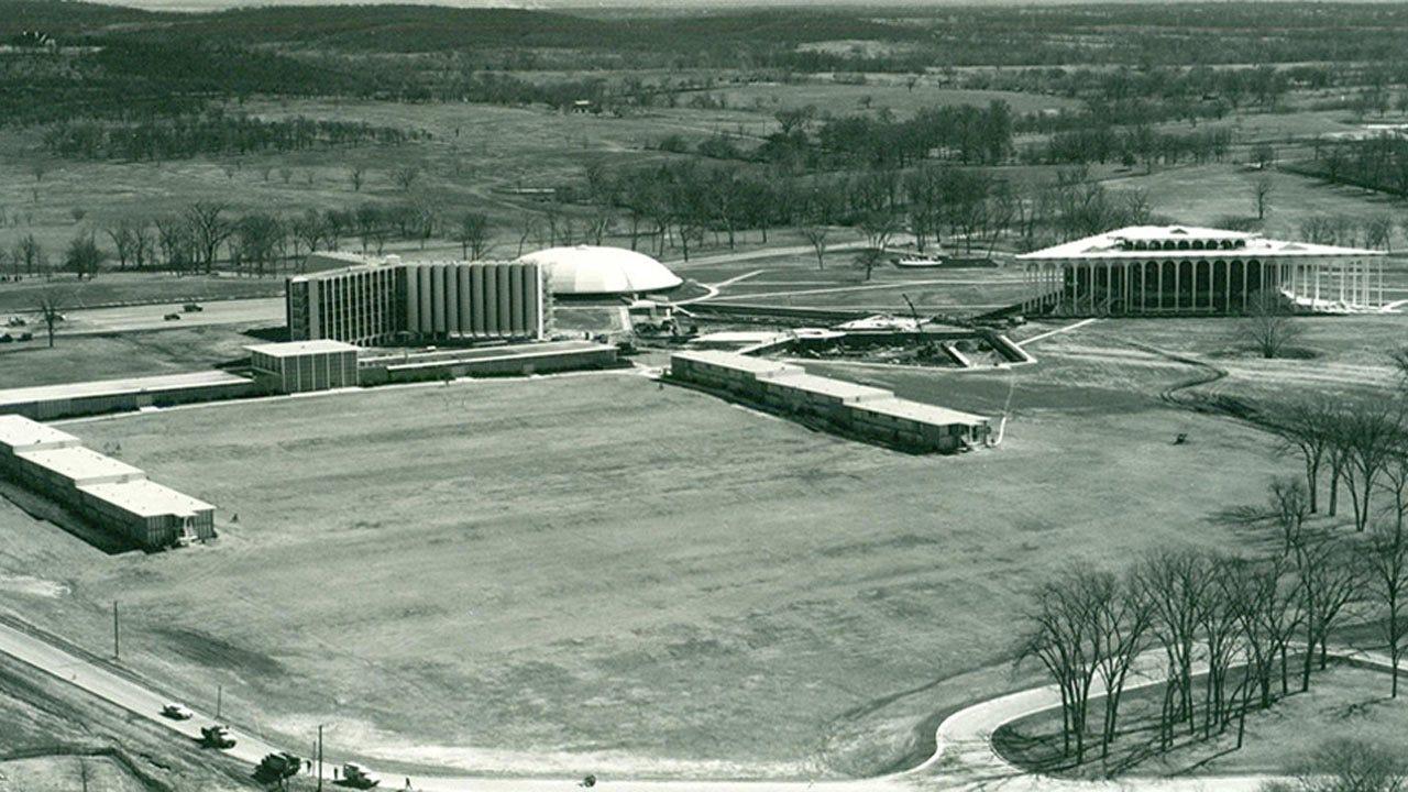 Oral Roberts University Celebrating Its Golden Anniversary In Tulsa