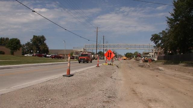 Different Materials Used On Similar Tulsa Street Projects