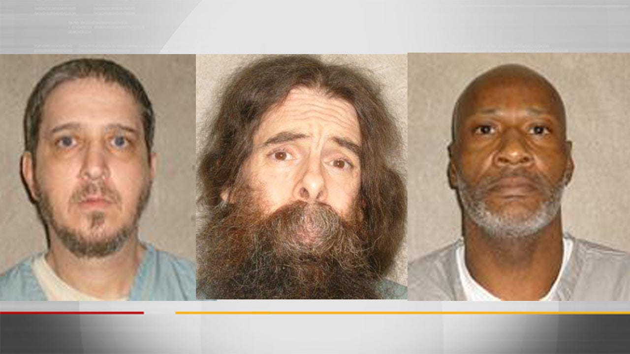 Oklahoma Court Stops Three Pending Executions Over Lethal Drug Concerns