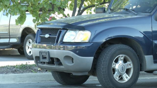 SUV Hits Child Bicycling Across Tulsa Street