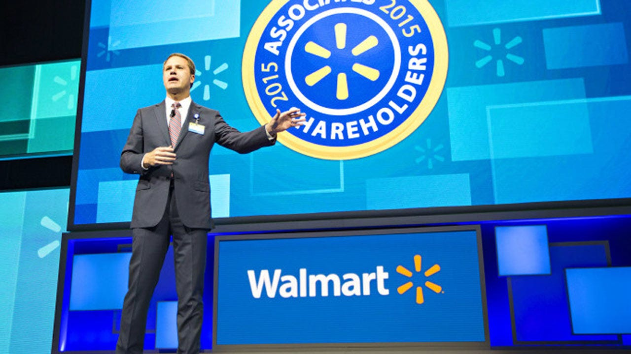 Walmart Lays Off 450 Employees At Arkansas Headquarters