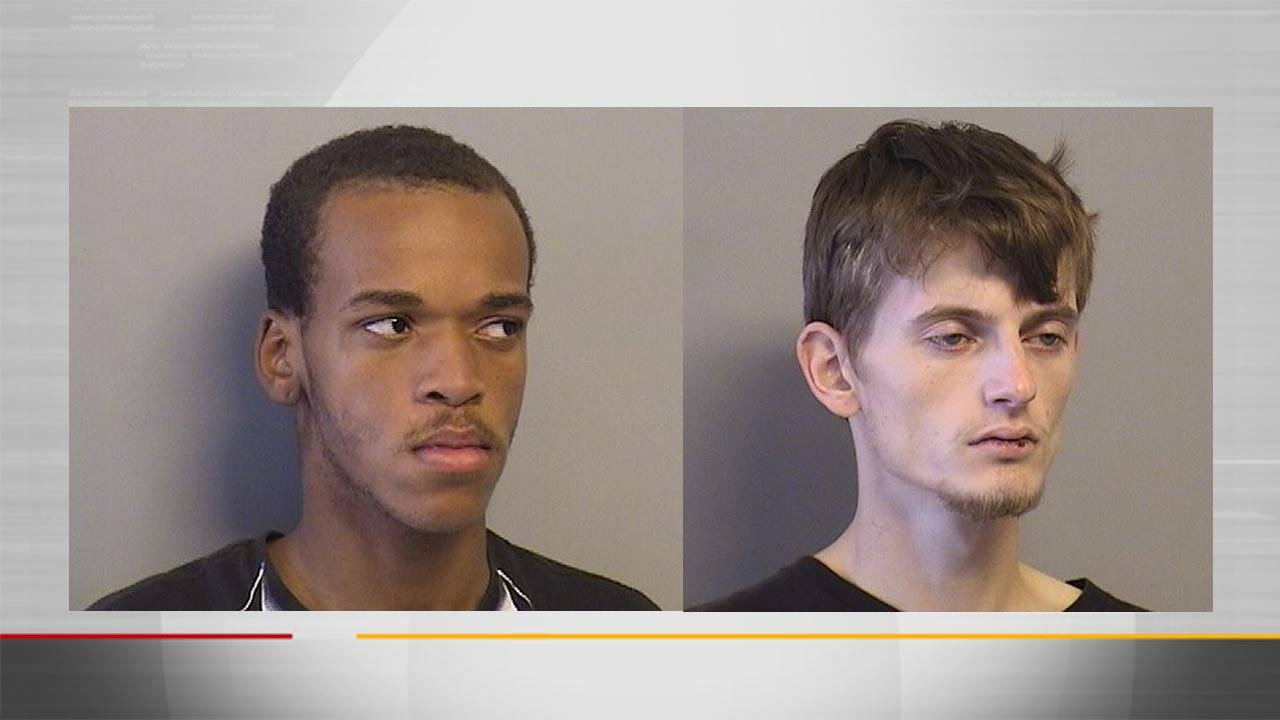 Two Arrested In Tulsa Shooting Death