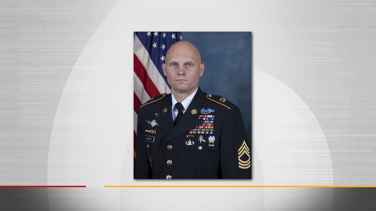 Oklahoma Soldier Killed In Iraq