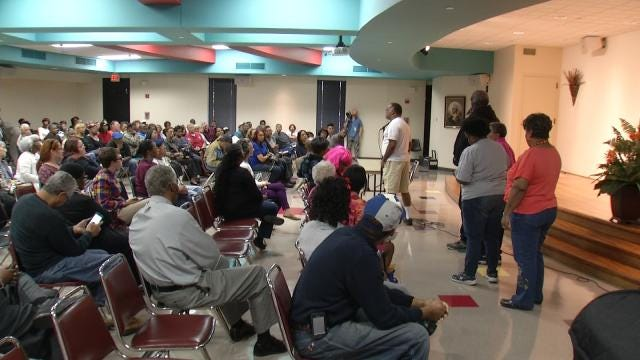 Proposed Site For Tulsa Juvenile Justice Center Upsets Nearby Residents