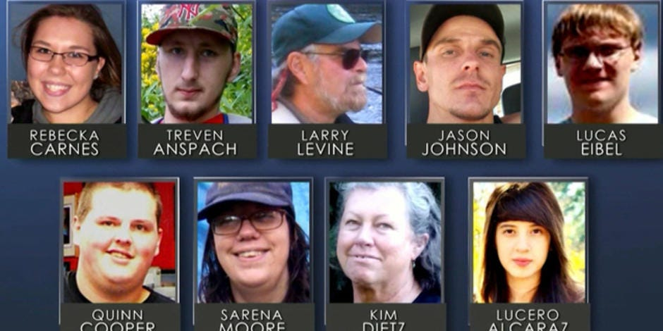 Survivor Says Oregon Gunman Spared Student To Give Package To Police