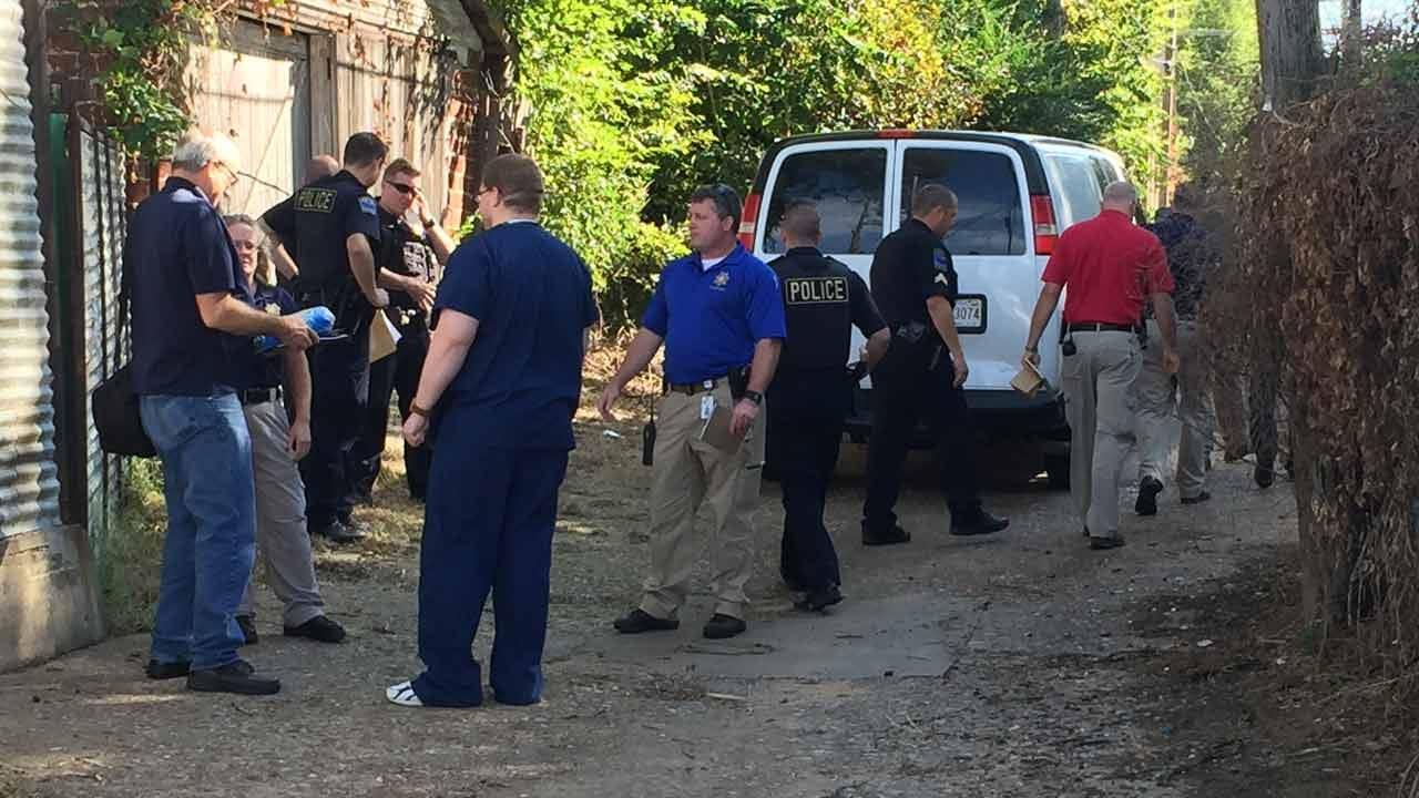 Tulsa Police Investigating Murder Near Downtown