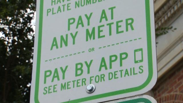 Take Two: Paid Parking Resumes Monday In Brady Arts District