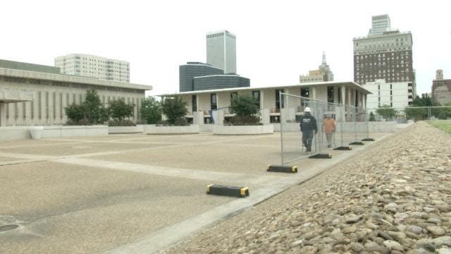 Expansion Of Downtown Tulsa Street Decreases Parking Availability