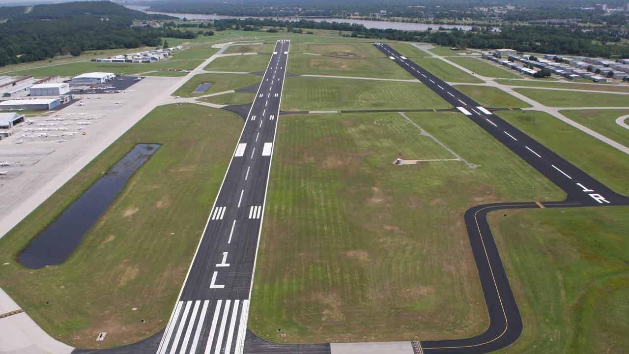 Jones Riverside Airport Gets $4.7 Million Grant