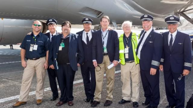 Tulsa Flight Crew Blessed By Pope On Way To Vatican