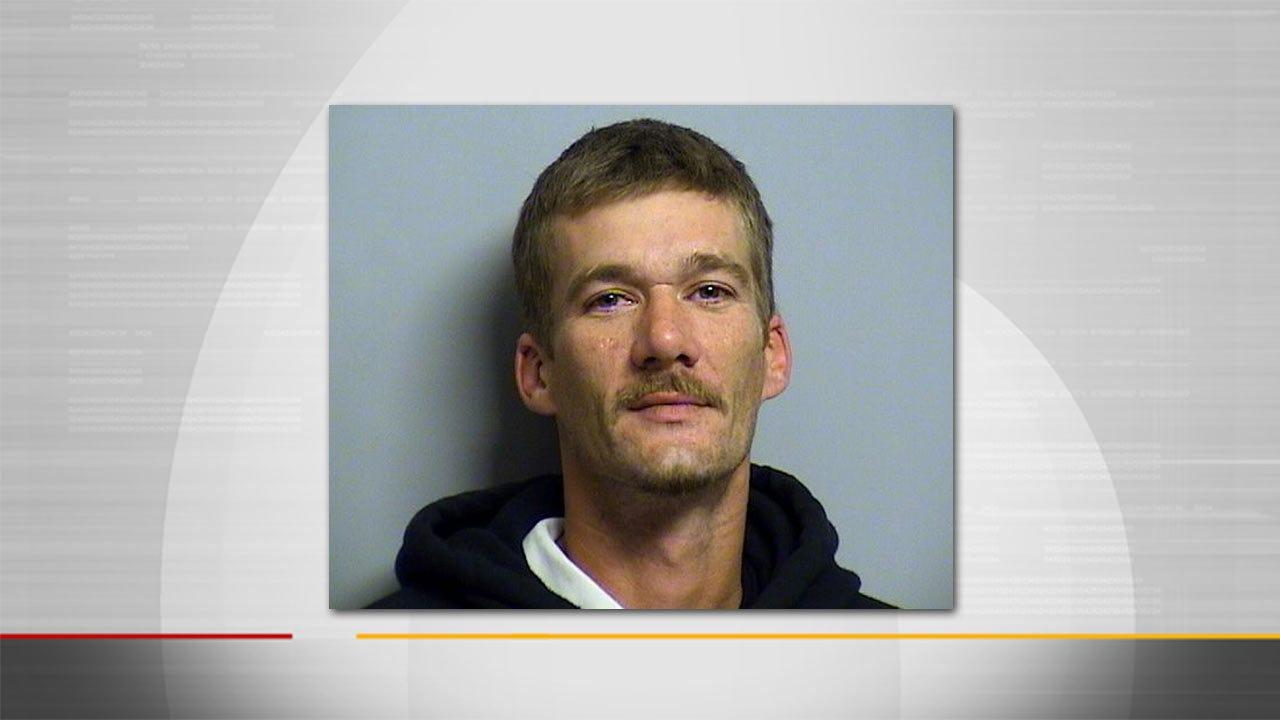 Tulsa Motorcyclist Arrested For Eluding, Pot Possession