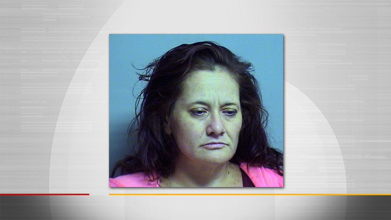 Undercover Officer Arrests Tulsa Woman For Prostitution