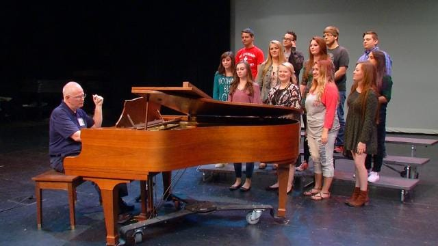 Bristow High School Choir, Classic Rock Band To Take BOK Center Stage
