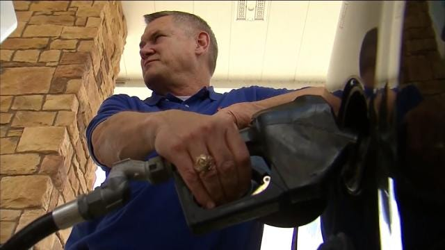 Gas Prices Rise Across Green Country