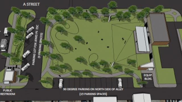 Million-Dollar Park Coming To Jenks Main Street