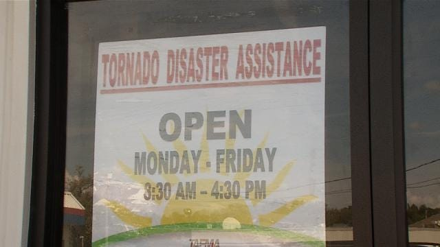 Sand Springs Office Dedicated To Helping Recovering Tornado Victims