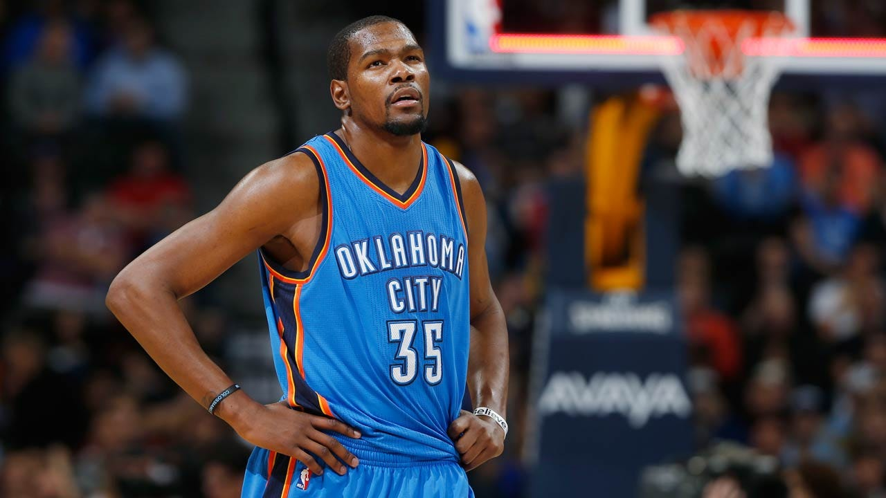 Thunder: Durant Set For First NBA Game In 8 Months