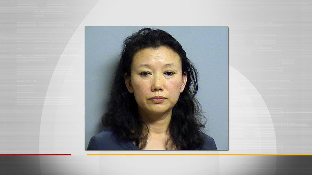Tulsa Police Bust Alleged Prostitute At Massage Parlor