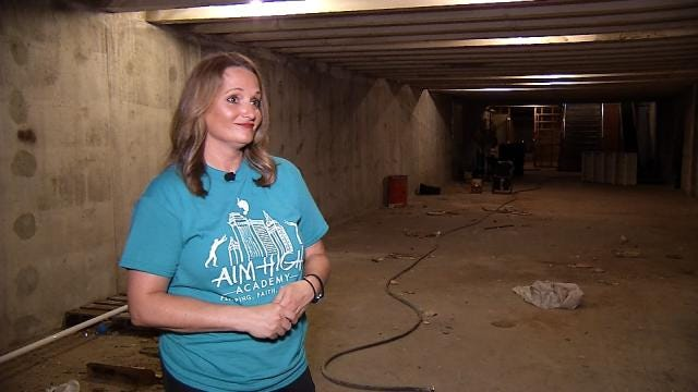 Gym Destroyed By Tornado Holds Fundraiser For Permanent Location