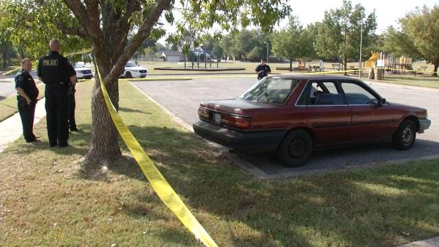 Juvenile Shot Multiple Times Near Tulsa's Cowan Park