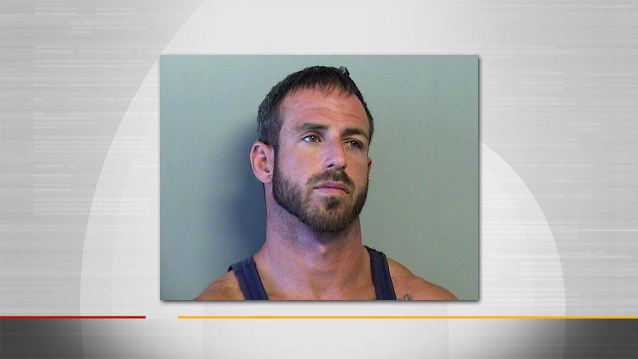 Broken Arrow Police Nab Burglary Suspect