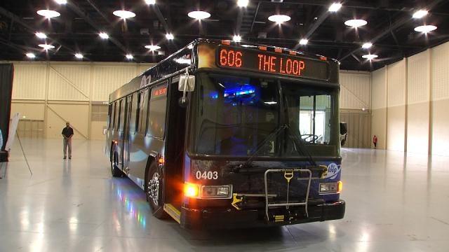 Downtown Tulsa Says Goodbye Trolley, Hello Loop