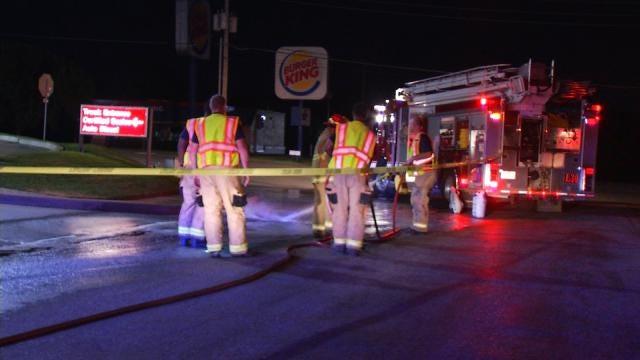 Gasoline Spill At Tulsa QuikTrip Shuts Off Pumps