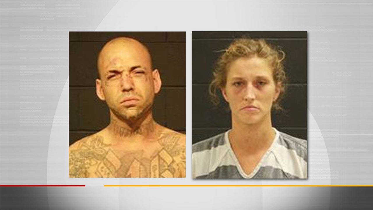 Rogers County Fugitives Arrested In Missouri