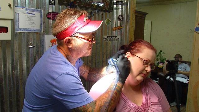 Claremore Tattoo Shop Raising Awareness For Suicide Prevention