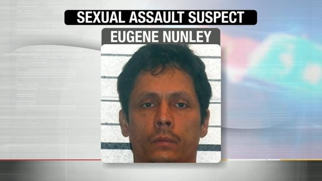 Quick DNA Testing Leads Investigators To Tulsa Sexual Assault Suspect