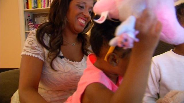 Single Tulsa Mom, Breast Cancer Survivor Stresses Importance Of Early Detection