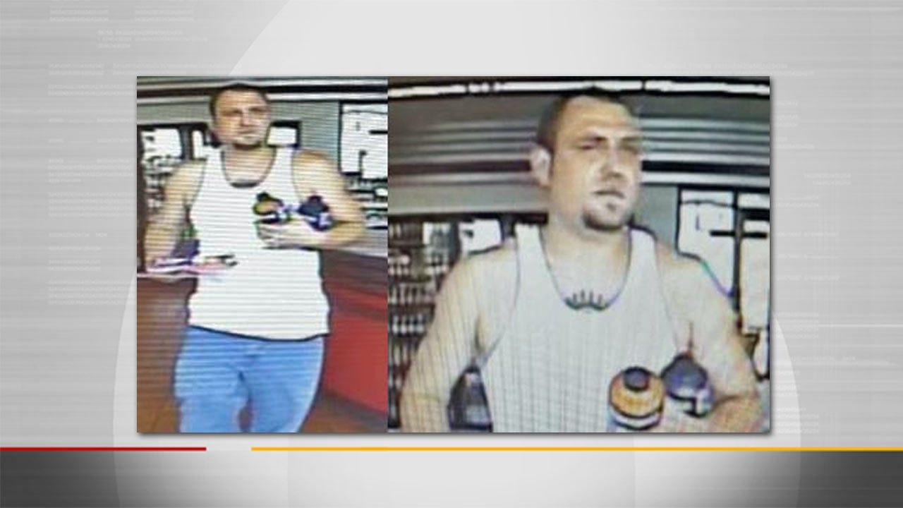 Tulsa Police Seek Man They Say Used Stolen Credit Card