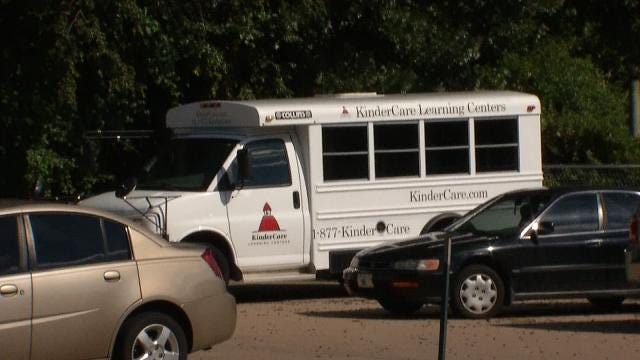 Child Left On Bus For Hours, Tulsa Police Investigating