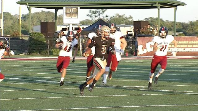 Lincoln Christian Blows By Holland Hall
