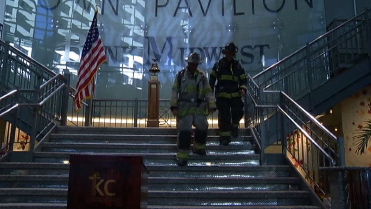 Man Arrested In Connection To Kansas City 9/11 Memorial Bomb Plot