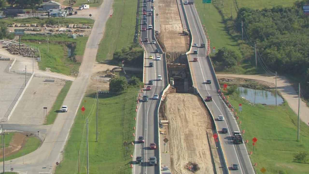 Rebuilding Highway 169 At Bird Creek: ODOT Explains How