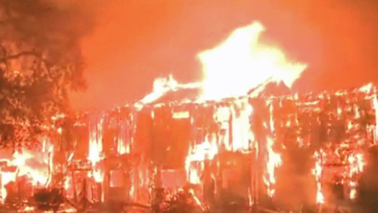 California Under State Of Emergency Due To Wildfires