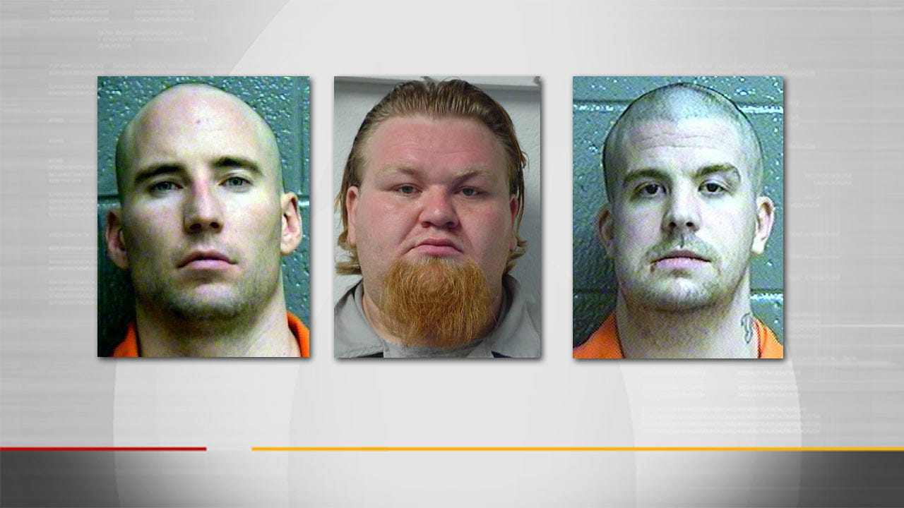 DOC Identifies Inmates Killed, Wounded In Cushing Prison Riot