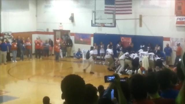 Memorial Student Bruised, Bloody After Out-Of-Hand Pep Rally Skit