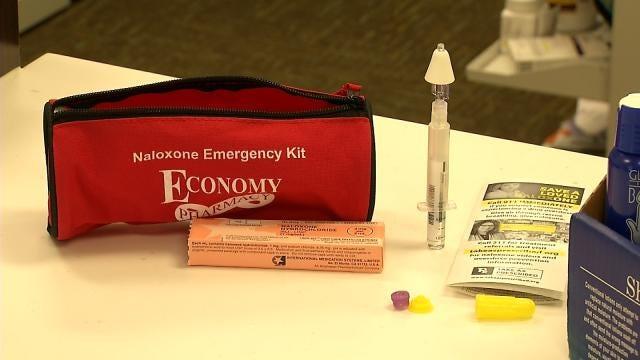 Non-Prescription Nasal Spray Fights Narcotics Overdose