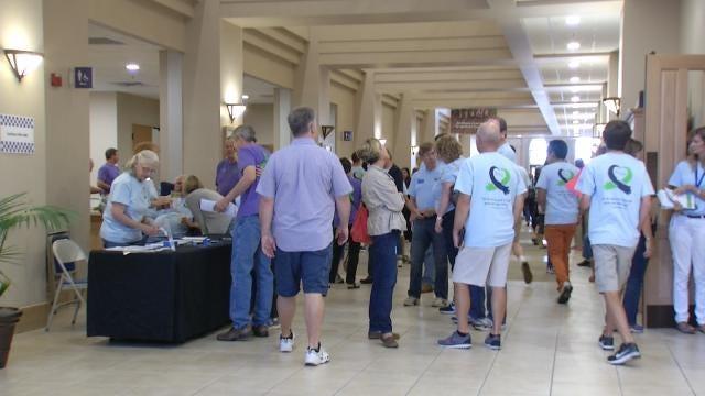 Asbury Methodist Members Go To Work Serving Others