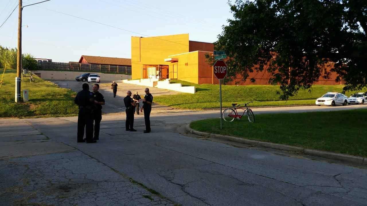 Man Shot While Pushing A Bike, Tulsa Police Say