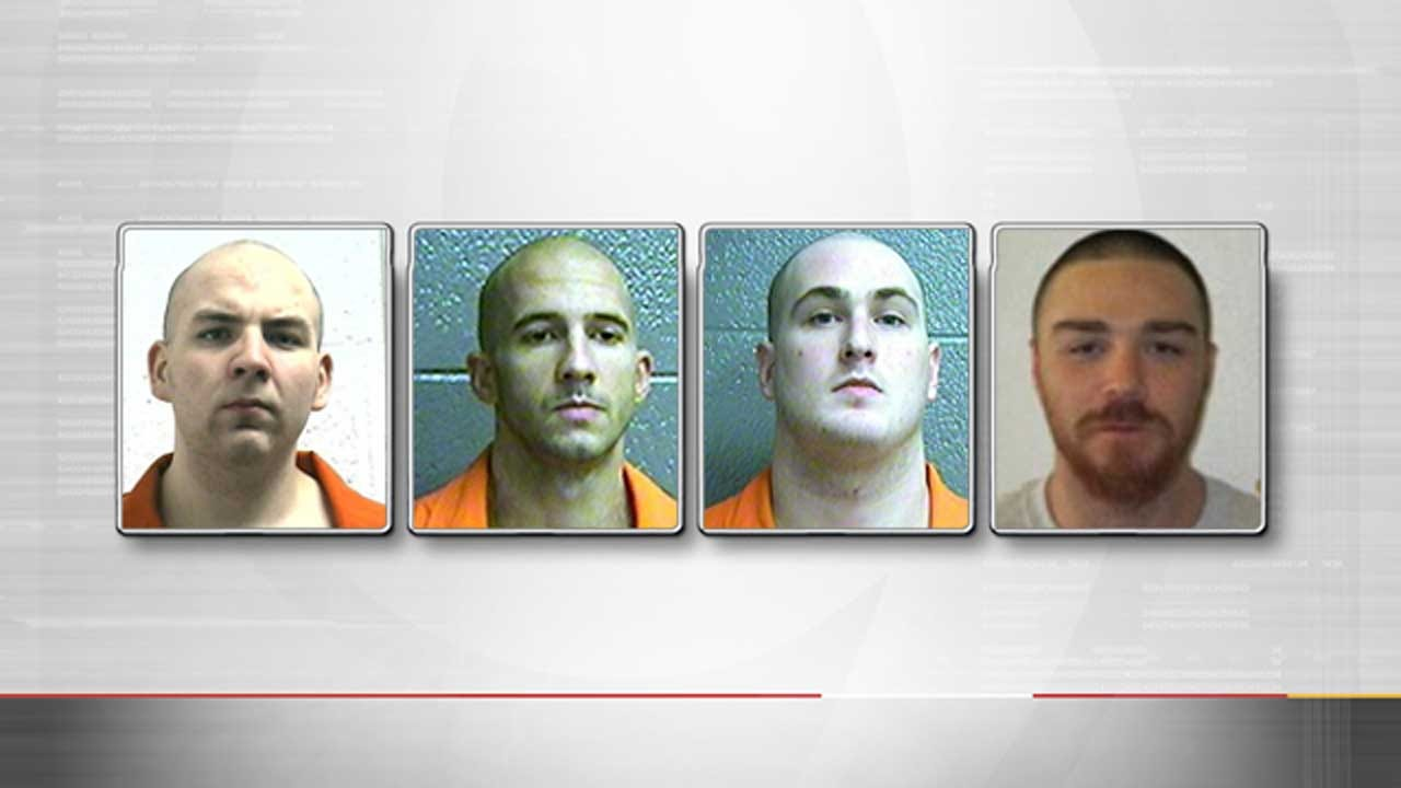 Prisoners Killed In Cushing Fight Died Of Stab Wounds
