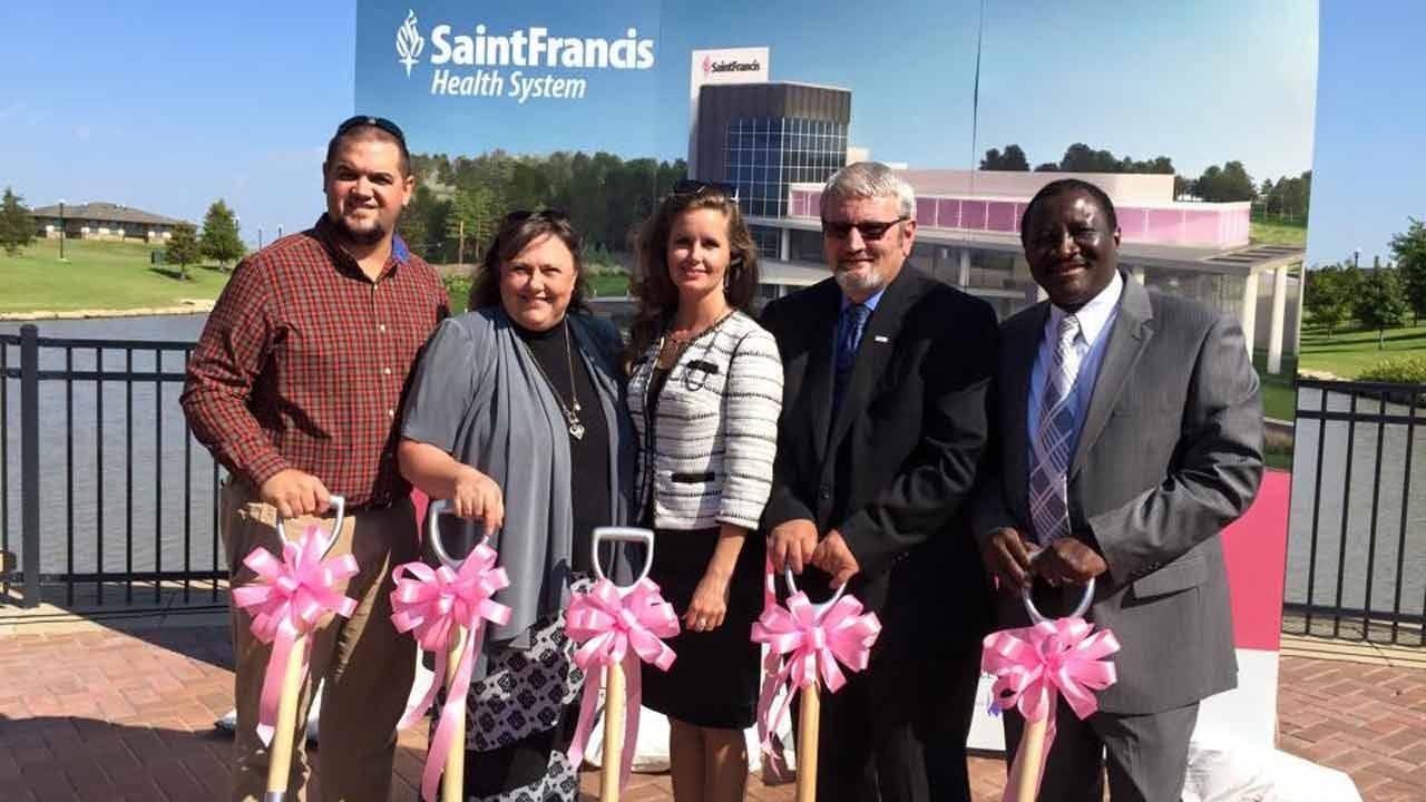 Saint Francis To Open Health Complex In Glenpool